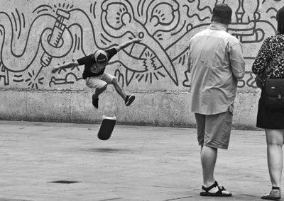 Skater-a-Barcelona